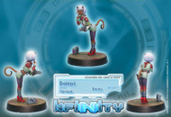 Infinity: Nomads - Daktari - Doctor