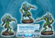 Combined Army: Vector Operator - HMG