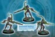 Infinity: Combined Army - Shasvastii Cadmus - Combi Rifle