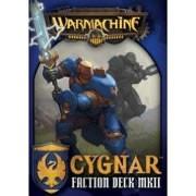 WARMACHINE Mk II - 2010 Cygnar Deck