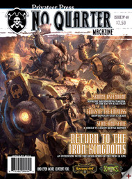 No Quarter: No Quarter Magazine #40