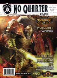 No Quarter: No Quarter Magazine #28