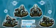 Infinity: PanOceania - Armbots Bulleteer - Spitfire  Heavy Shotgun