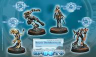 Infinity: Nomads - Bakunin Uberfallkommando