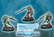 Infinity: Combined Army - Aswangs - Boarding Shotgun