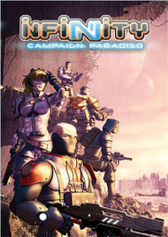 Infinity: Accessories - Campaign RULEBOOK: Paradiso