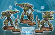 Infinity: Mercenaries - Anaconda, Mercenary TAG Squadron