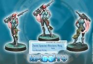 Infinity: Combined Army - Zerat - Multi Sniper
