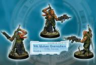 Ariadna: 9th Wulver Grenadiers - T2 Rifle