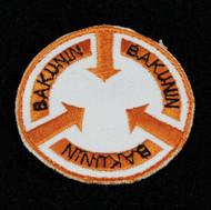 Accessories: Bakunin Jur  Command Patch