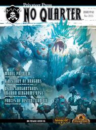 No Quarter Magazine #63