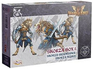 Wrath of Kings: House Gortisi - Skorza Box 1