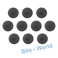 WARHAMMER 40K BITS: SPACE MARINES TACTICAL SQUAD - BASES 32MM 10X