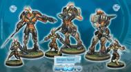Infinity: Tohaa - Gorgos Squad