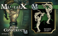 Malifaux: Resurrectionists - Flesh Construct with Victim