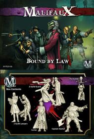 Malifaux: Guild - Bound by Law Box Set