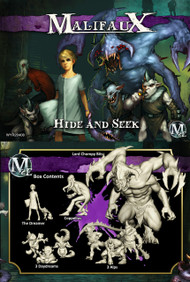 Malifaux: Neverborn - Hide and Seek Dreamer Crew