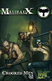 Malifaux: Resurrectionists - Crooked Men (3)