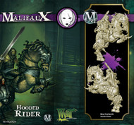 Malifaux: Neverborn - Hooded Rider