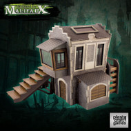 Malifaux: Accessories - Downtown Building