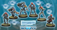 Infinity: PanOceania - Neoterran Capitaline Army (PanOceania Sectorial Starter Pack)