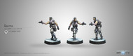 Infinity: ALEPH - Dactyls, Steel Phalanx Support Corps - Doctor