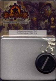 "Privateer Press: Iron Kingdoms - Miniature: Gulgrenvogulugken ""Gul"", Gobber Rogue"