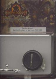 Privateer Press: Iron Kingdoms - Miniature: Bastian Kinnet, Battle Chaplain