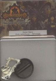Privateer Press: Iron Kingdoms - Miniature: Gajan Vasco, Ordic Adventurer
