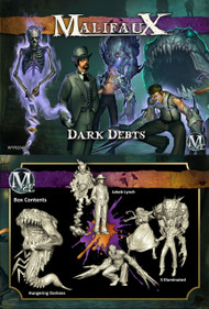 Malifaux: Neverborn - Dark Debts Box Set
