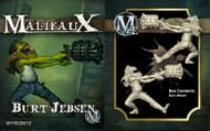 Malifaux: Gremlins - Burt Jebsen