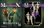 Malifaux: Neverborn - Beckoners (2 pack)