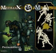 Malifaux: Outcasts - Freikorpsmenn
