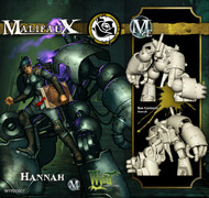Malifaux: Outcasts - Hannah