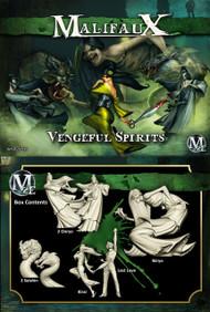 Malifaux: Resurrectionists - Vengeful Spirits Box Set