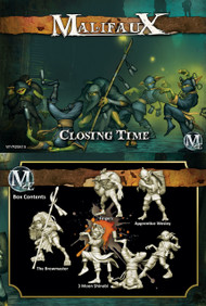 Malifaux: Gremlins - Closing Time - Brewmaster Crew