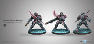 Infinity: Combined Army - Sogarat Tempest Regiment - HMG