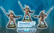 Infinity: Tohaa - Ectros Regiment - HMG