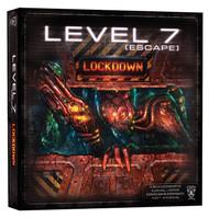 Privateer Press: Board Game - LEVEL 7 [ESCAPE]: Lockdown