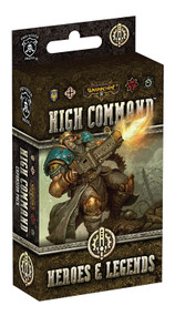 Privateer Press: High Command - Warmachine - Heroes & Legends Expansion
