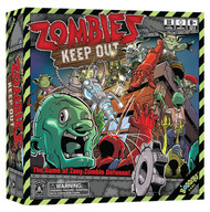 Privateer Press: Board Game - Zombies Keep Out