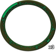 "Hordes: Accessories - 4"" Area of Effect Ring Markers"