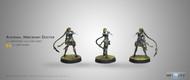 Infinity: Mercenaries - Avicenna, Doctor - Knife & Medikit