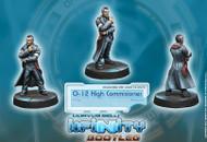 Infinity: Mercenaries - O-12 High Commisioner - HVT/Civil