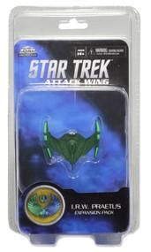 Star Trek Attack Wing: Romulan - I.R.W. Praetus Expansion Pack