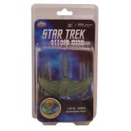 Star Trek Attack Wing: Romulan - I.R.W. Vrax Expansion Pack