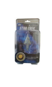 Star Trek Attack Wing: Other Races - Independent U.S.S. Dauntless Expansion Pack