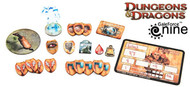 Dungeons & Dragons: 4th Edition Barbarian Token Set