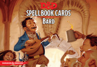 Dungeons & Dragons: 5th Edition Bard Spell Deck (120 cards)