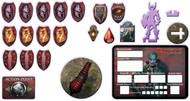 Dungeons & Dragons: 4th Edition Blackguard Token Set